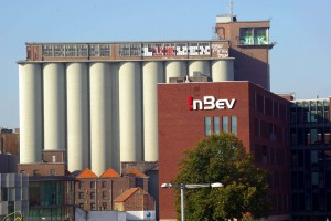 Inbev Brewery, Leuven, Belgium