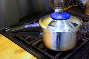 Kuhn-Rikon 3.5 liter pressure cooker