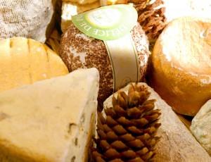 Cheeses at Alain Hess