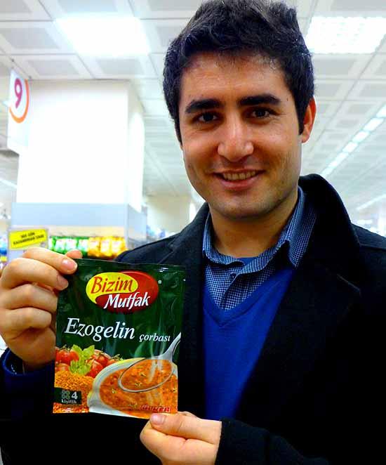 Turk 1 Yusuf Kilig