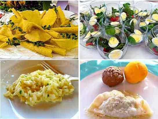 san simone food