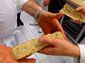 French bread shows perfect crumb at Maison Paul in Somerville