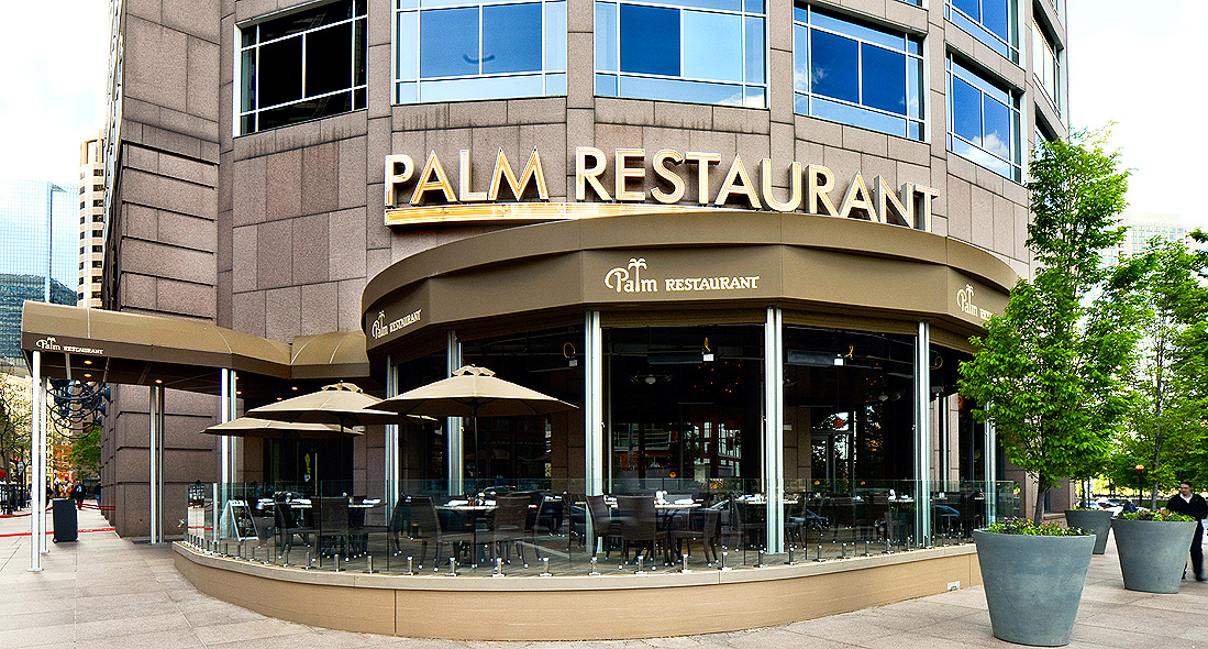 The Palm Boston exterior