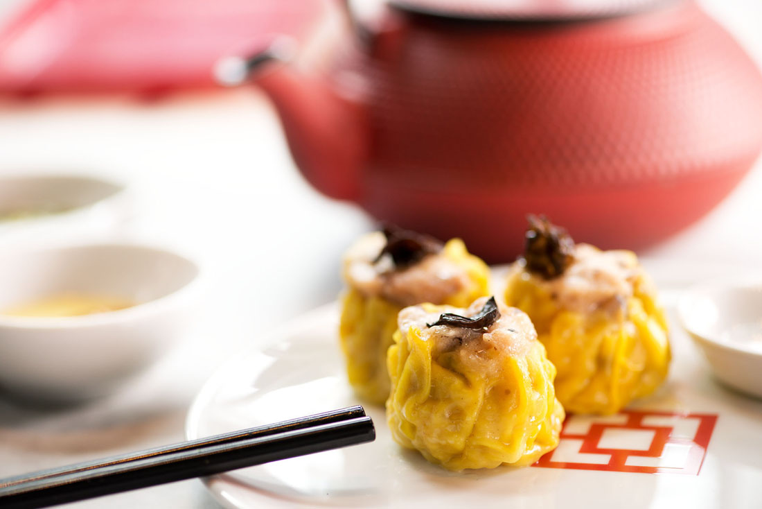 Susur Lee's Siu Mai at Luckee in Toronto