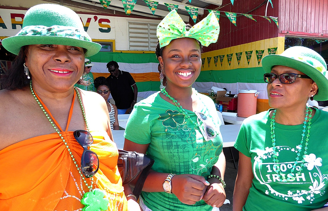 St. Patrick's Day on Montserrat