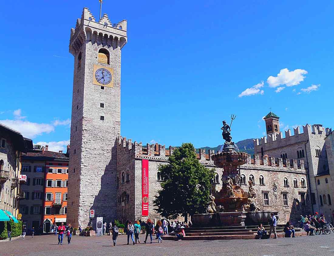 Trento center square
