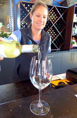 Janelle Dusi of J Dusi Wines in Paso Robles