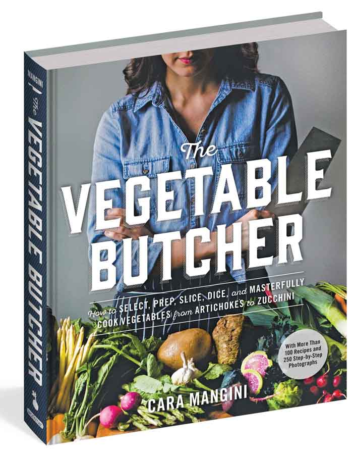 The Vegetable Butcher cover