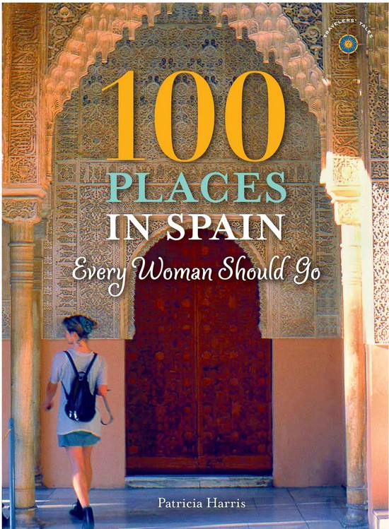 100 Places in Spain Every Woman Should Go cover