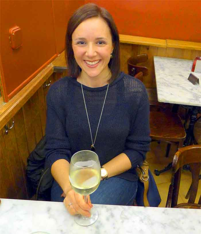 Lauren Aloise of Devour Madrid Food Tours