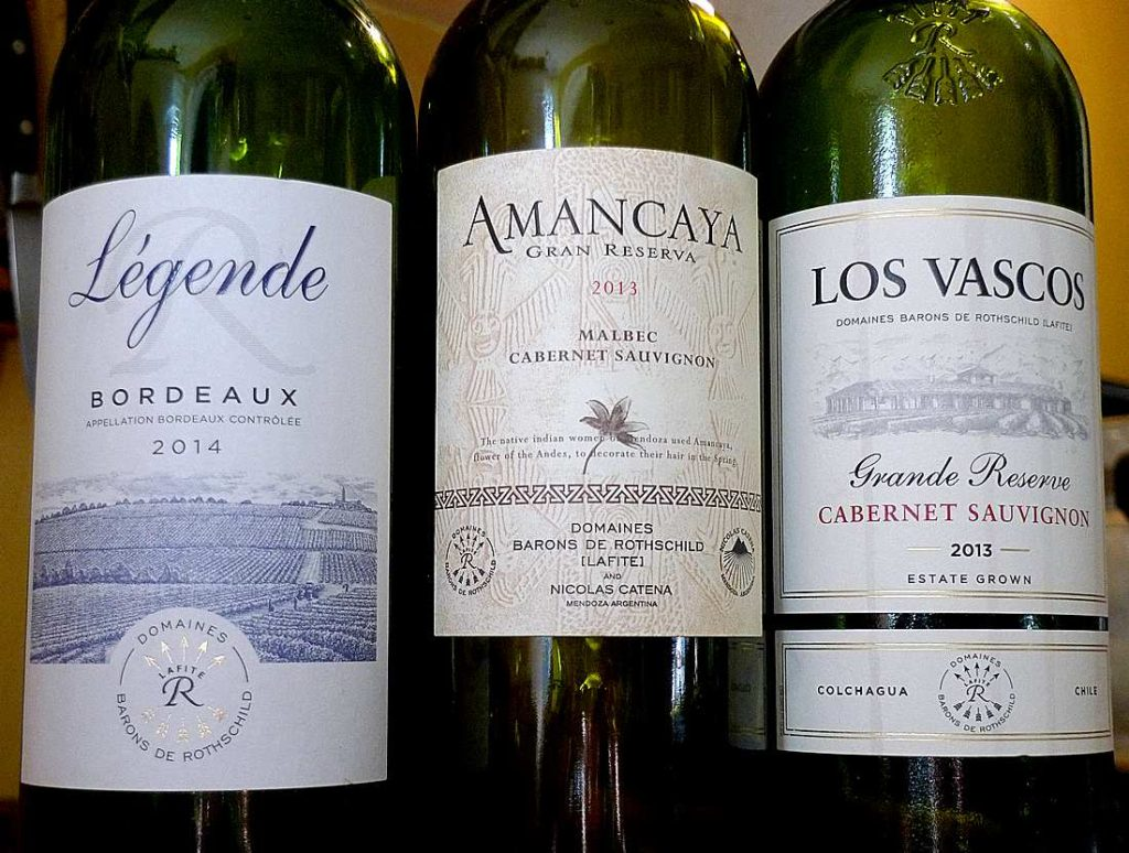 Bargain reds from Lafite ward off the fall chill