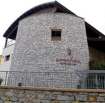 Giuseppe Sedilesu winery in Mamoiada