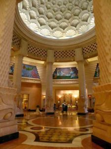 Grand Lobby at Atlantis