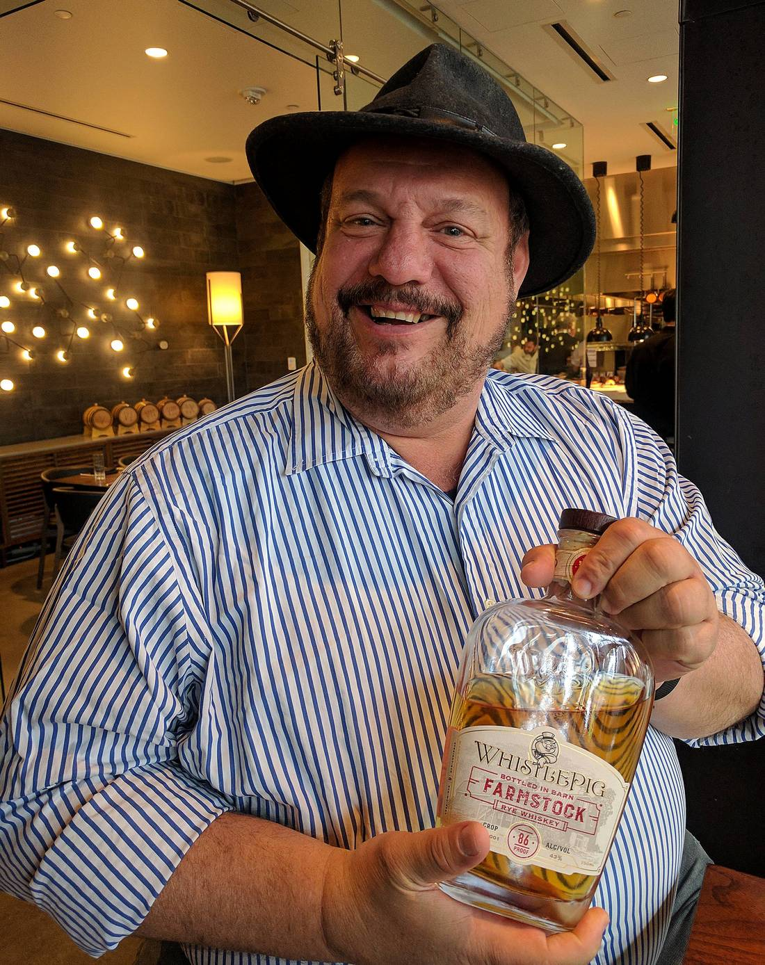 Dave Pickerell of WhistlePig Rye