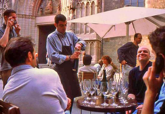 La Vinya del Senyor in Barcelona