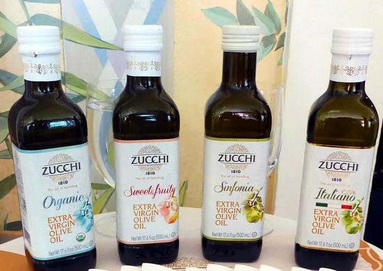 Zucchi olive oils