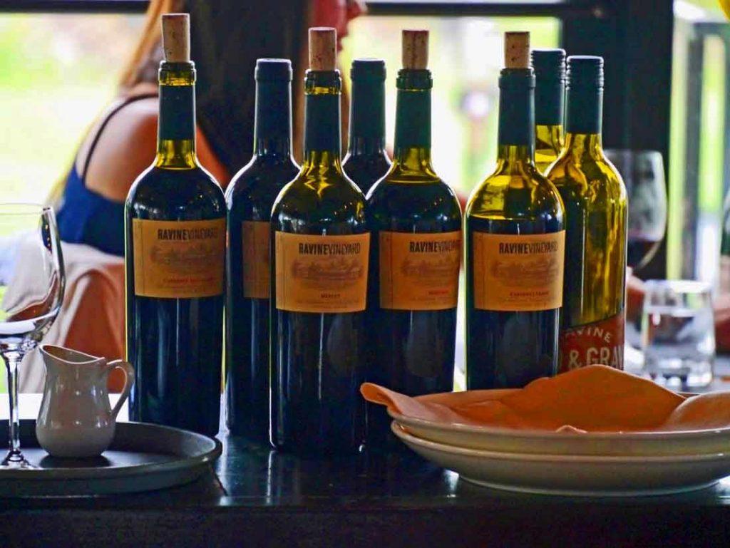 Realizing a 150-year dream: Ravine Vineyard Estate