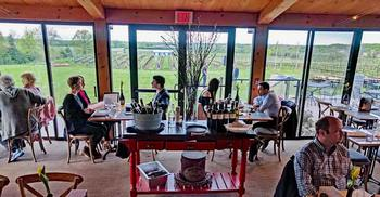 Ravine Vineyard Estate restaurant