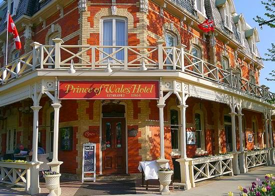 Prince of Wales exterior