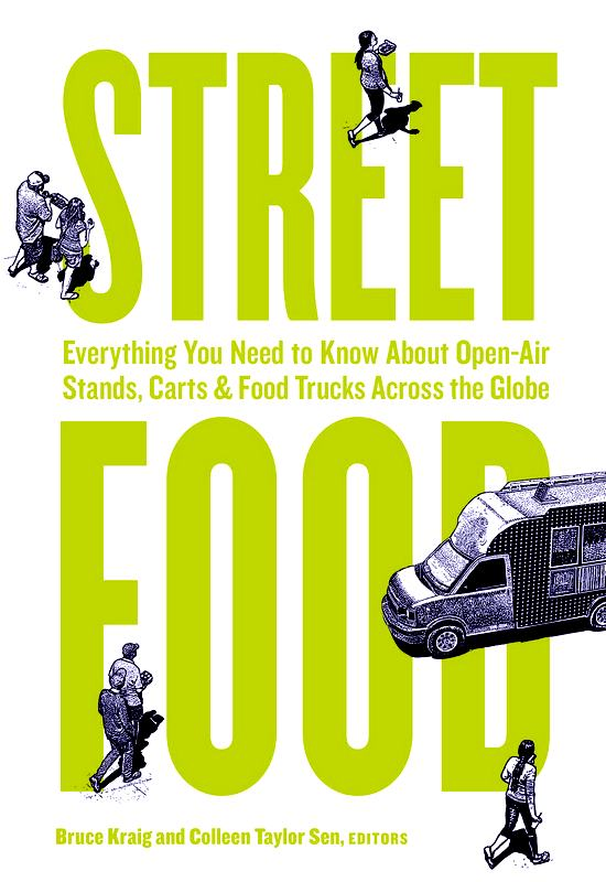 Boston Globe taps advice of 'Street Food' editors