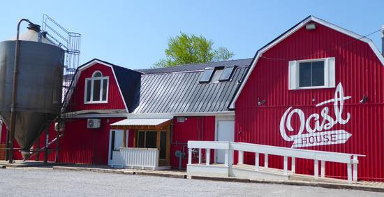 Oast House barn exterior