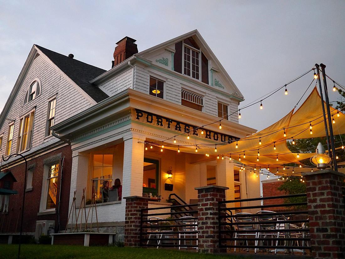 Portage House in Jeffersonville, IN