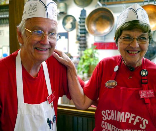 Schimpff's Confectionery proves enduring sweet story