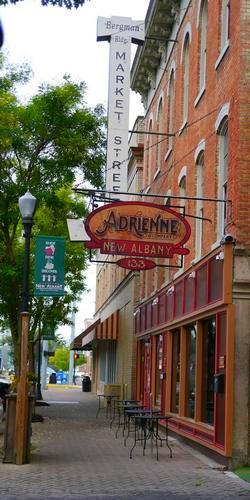 Downtown New Albany, Indiana