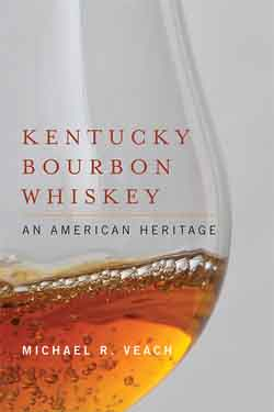 Bourbon history book jacket