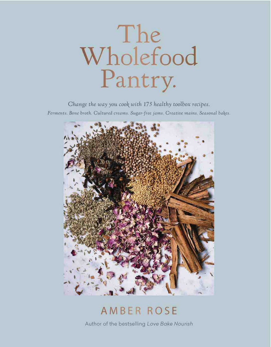 Cover of The Wholefood Pantry