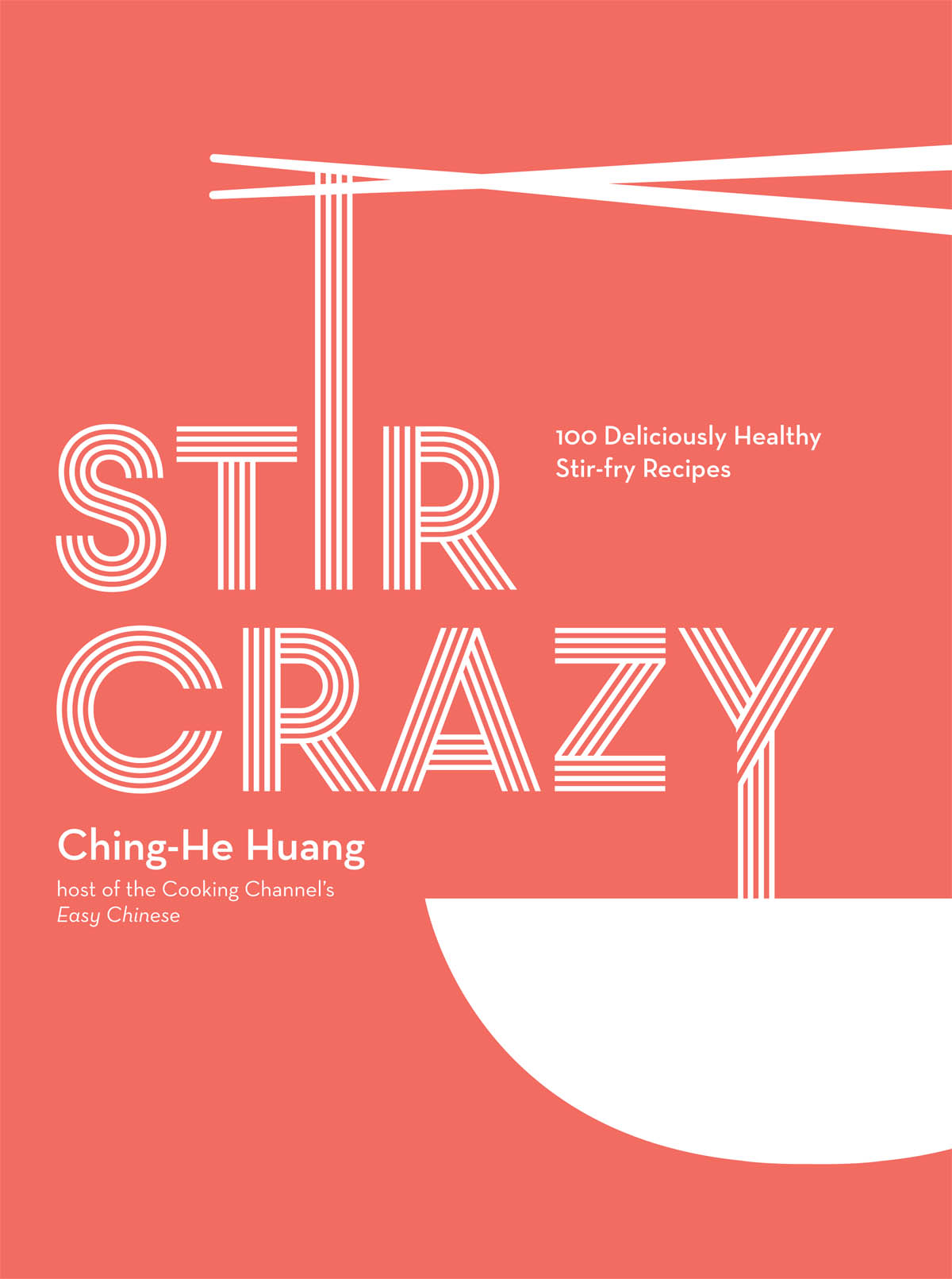 Stir Crazy Front Cover US