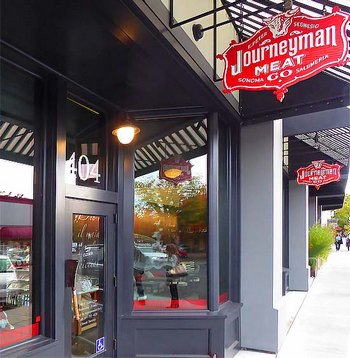 exterior of Journeyman