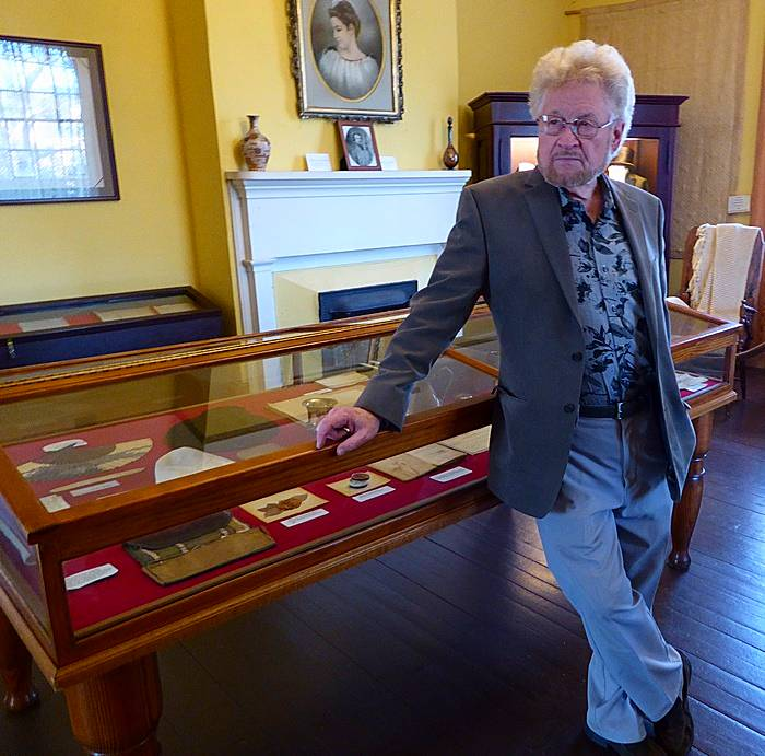 Barnsley historian Clent Coker