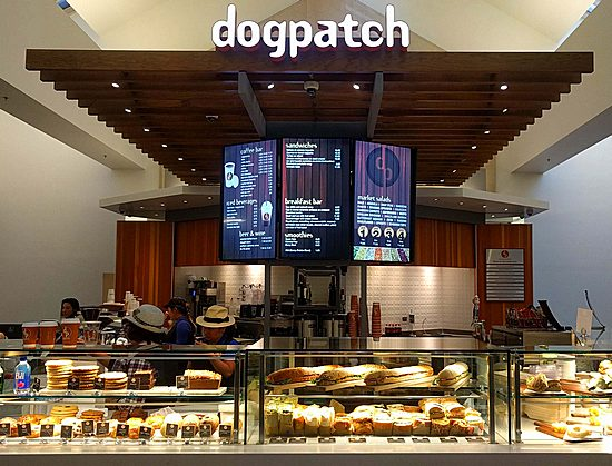 Dogpatch at SFO