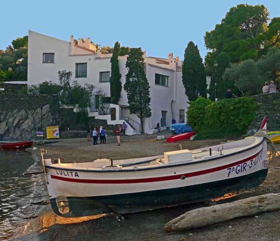 Salvador Dalí House in Port Lligat, Spain