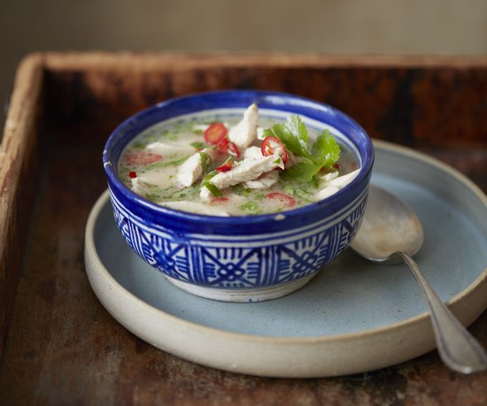 Darina Allen's Thai Chicken Soup