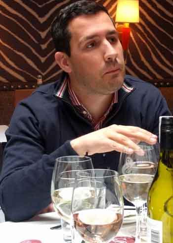 winemaker Florian Lacroux
