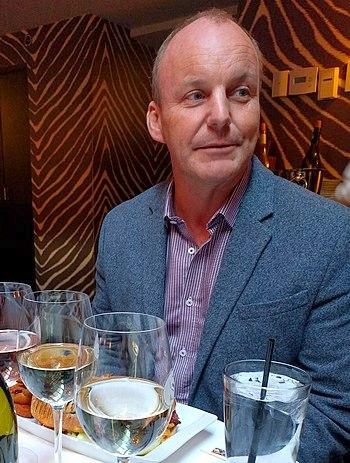 winemaker Hamish Clarl
