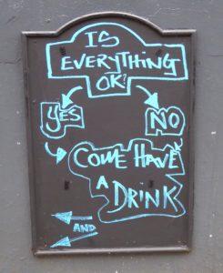 pub humor