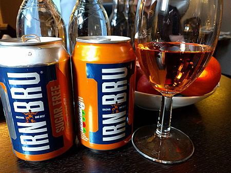 Irn Bru, Scotland's other national drink