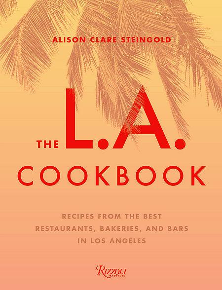 The L.A. Cookbook cover