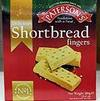 shortbread from grocery