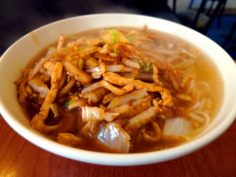 Chinatown noodles fortify jazz buffs