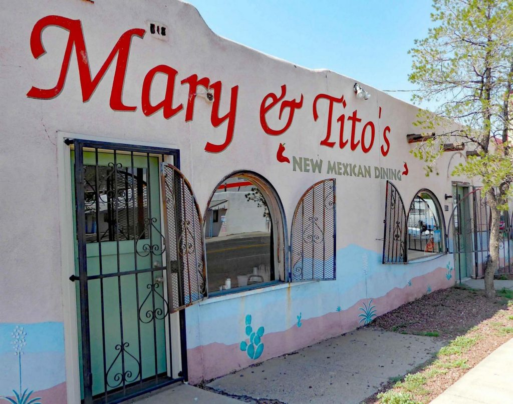 Mary & Tito's: the hottest red and green you'll ever love