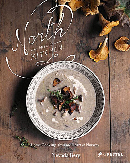 North Wild Kitchen book jacket