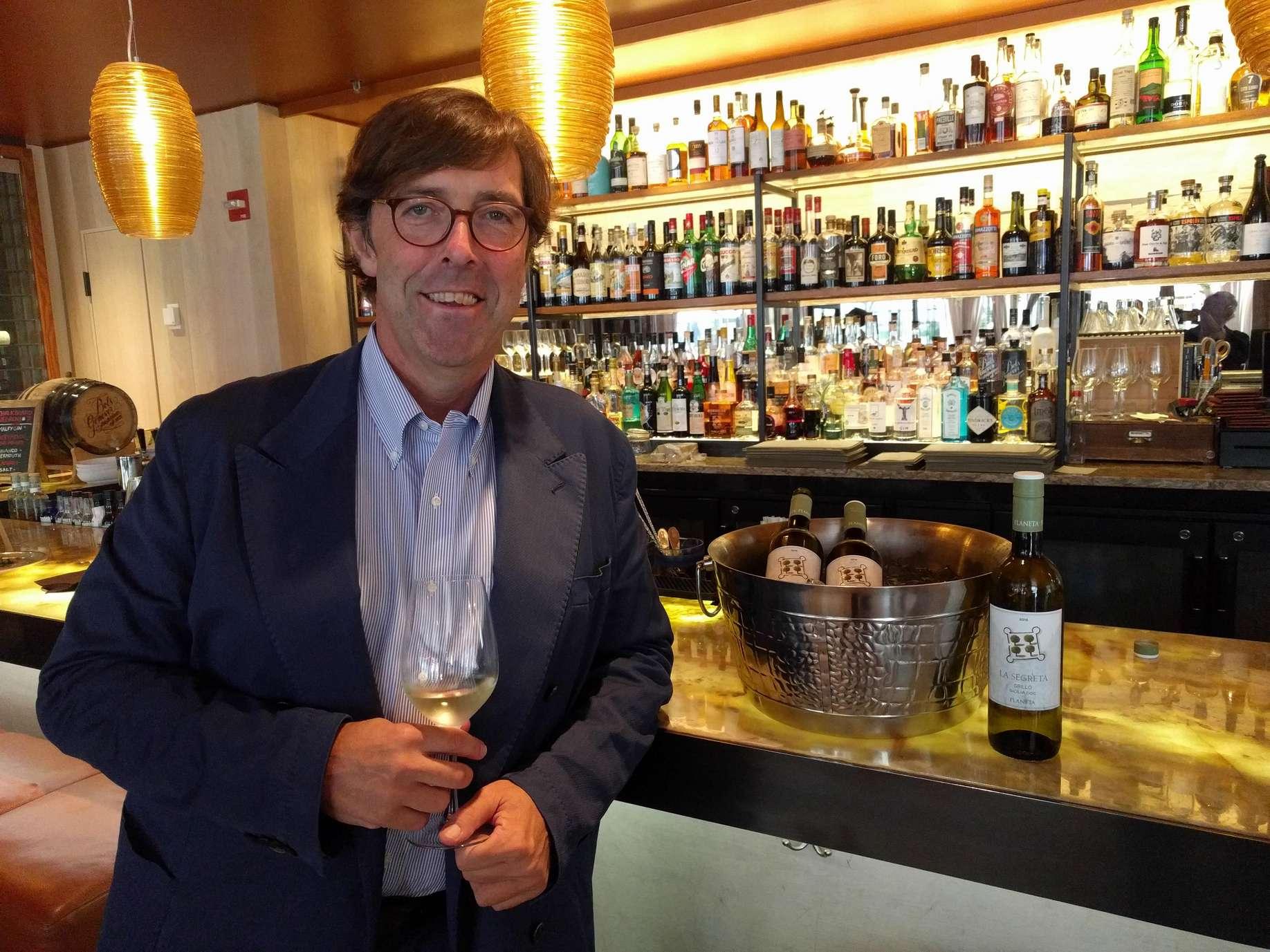 Alessio Planeta speaks of Nero d'Avola