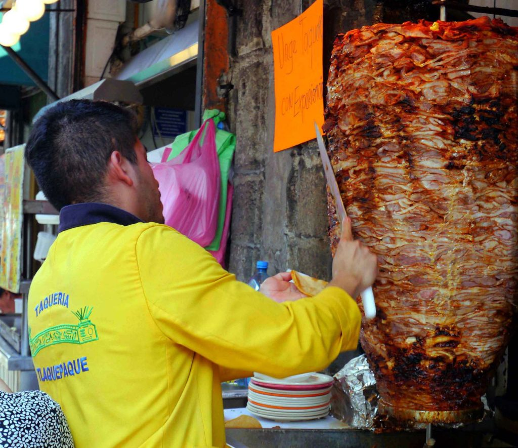 Tacos al pastor lead to more exotic discoveries