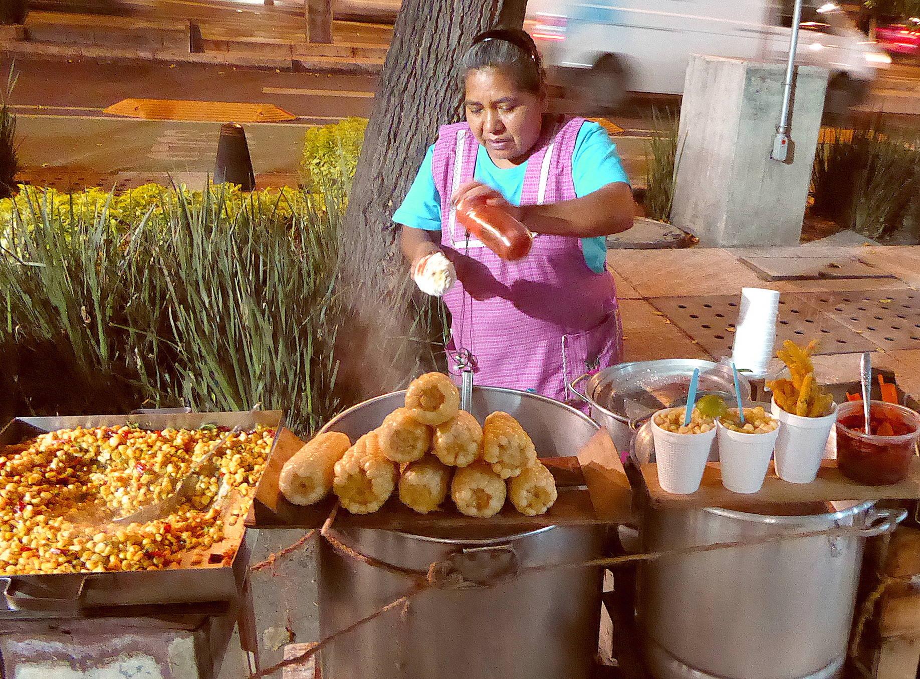 Street Food elote