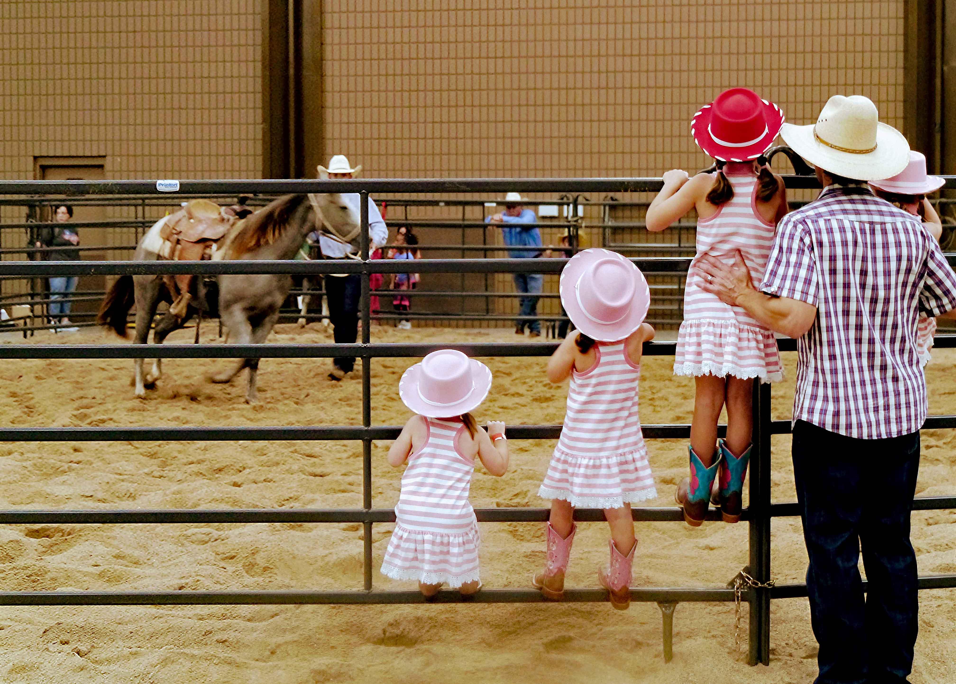 Cowboy symposium in Lubbock