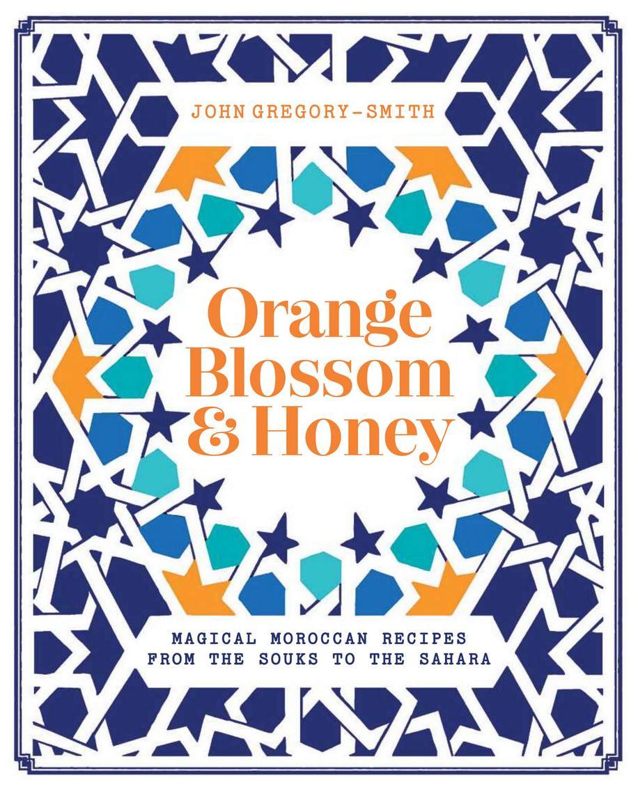 Orange Blossom and Honey cover
